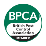 British Pest Control Association member logo