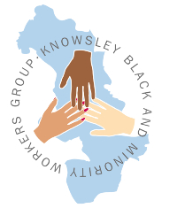 Knowsley Black and Minority Workers' Group logo