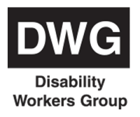 Disability Workers' Group logo