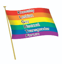 Knowsley LGBT+ Forum logo