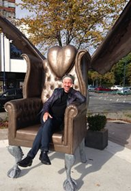 Playwright Willy Russell on the Kirkby Thrones