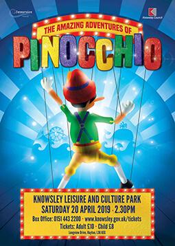 Pinnochio Knowsley
